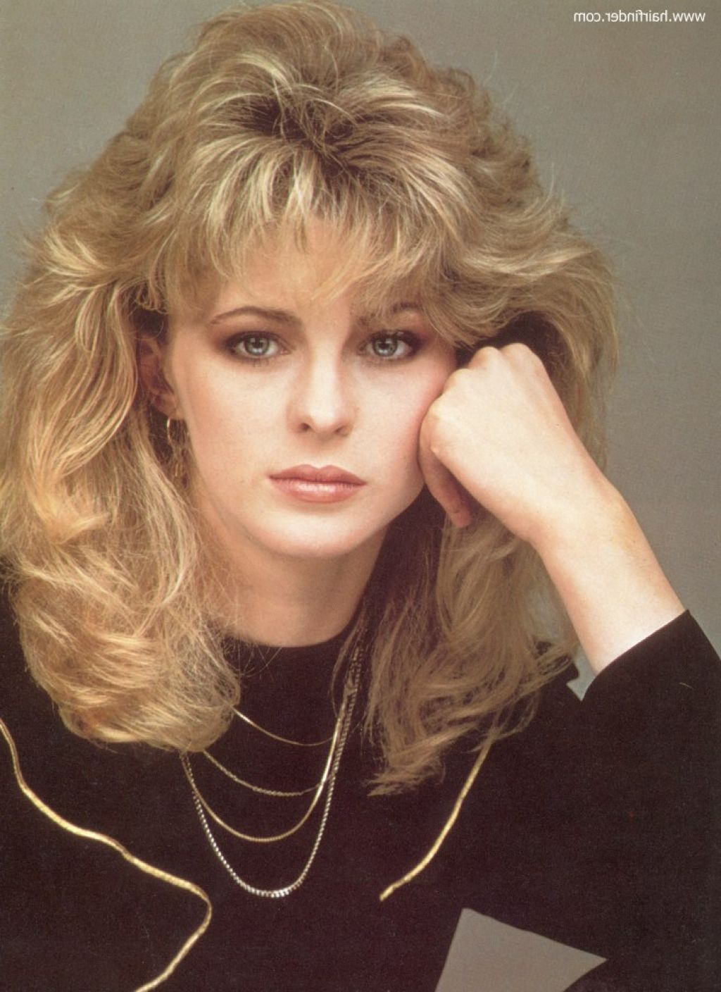 gotta love the 80s hairstyles!!! | hairstyles | pinterest | 80s