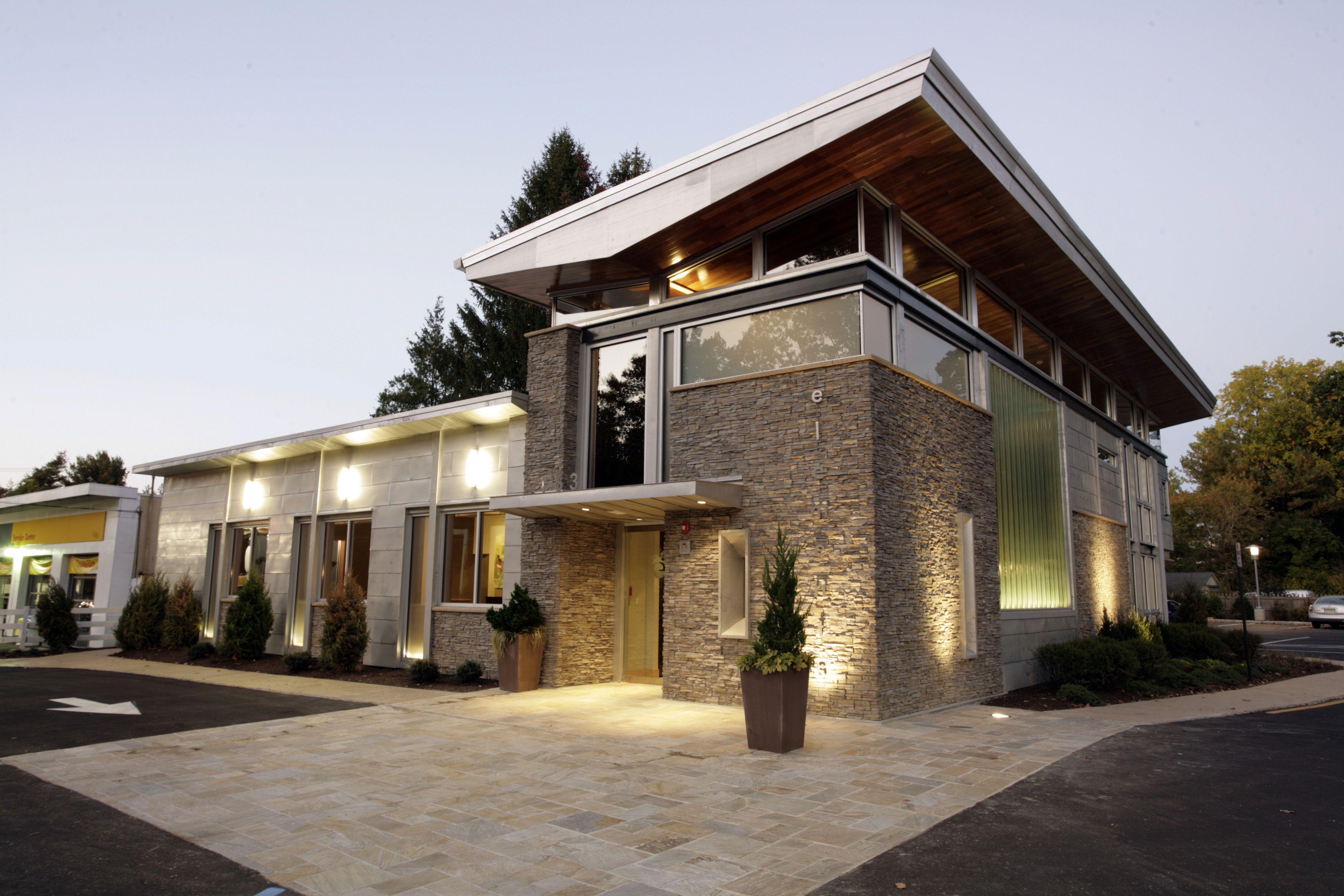 Restaurant exterior architecture - Restaurant Exterior