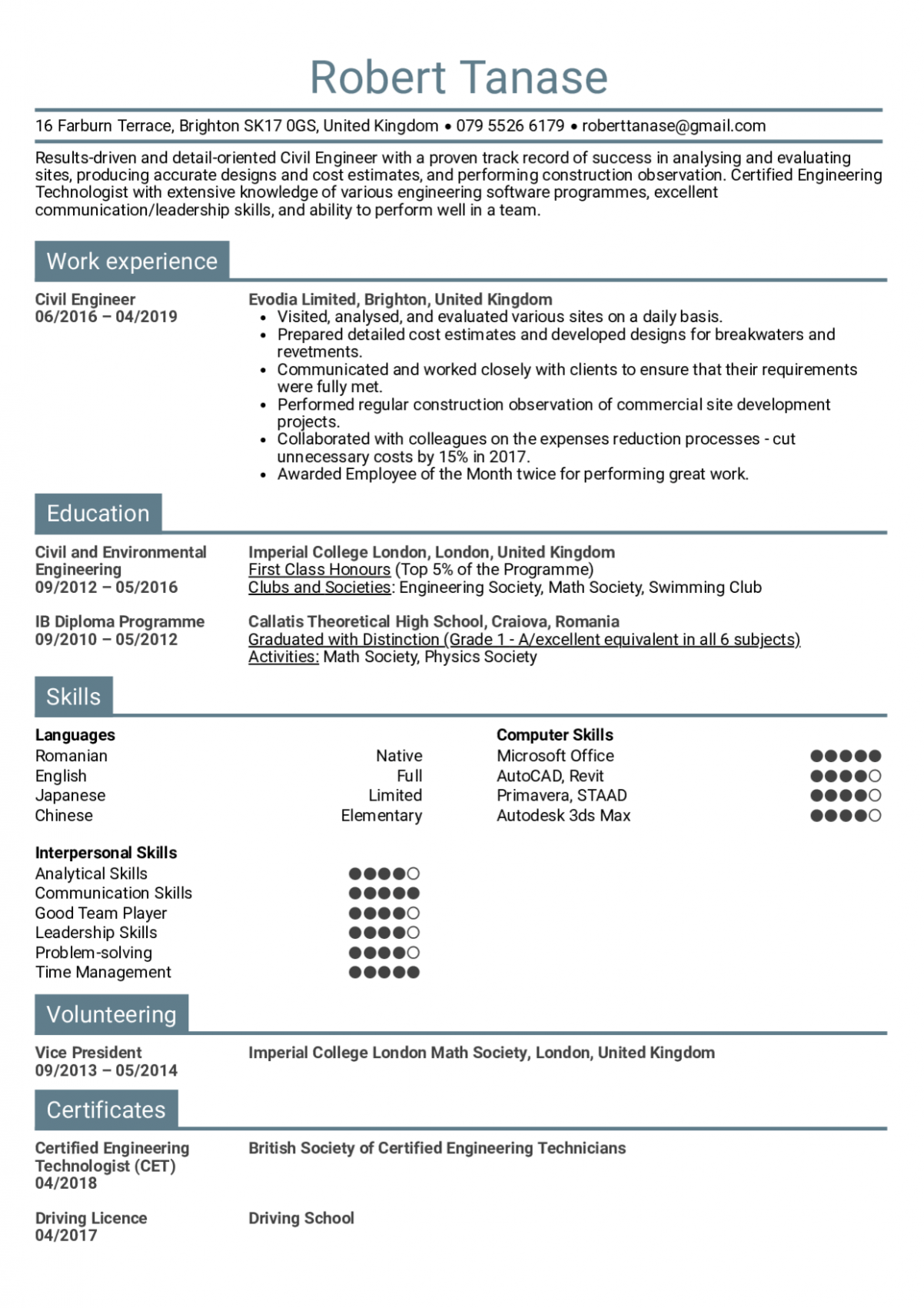 pin on resume example office job cv sample high school skills examples senior accountant 2018