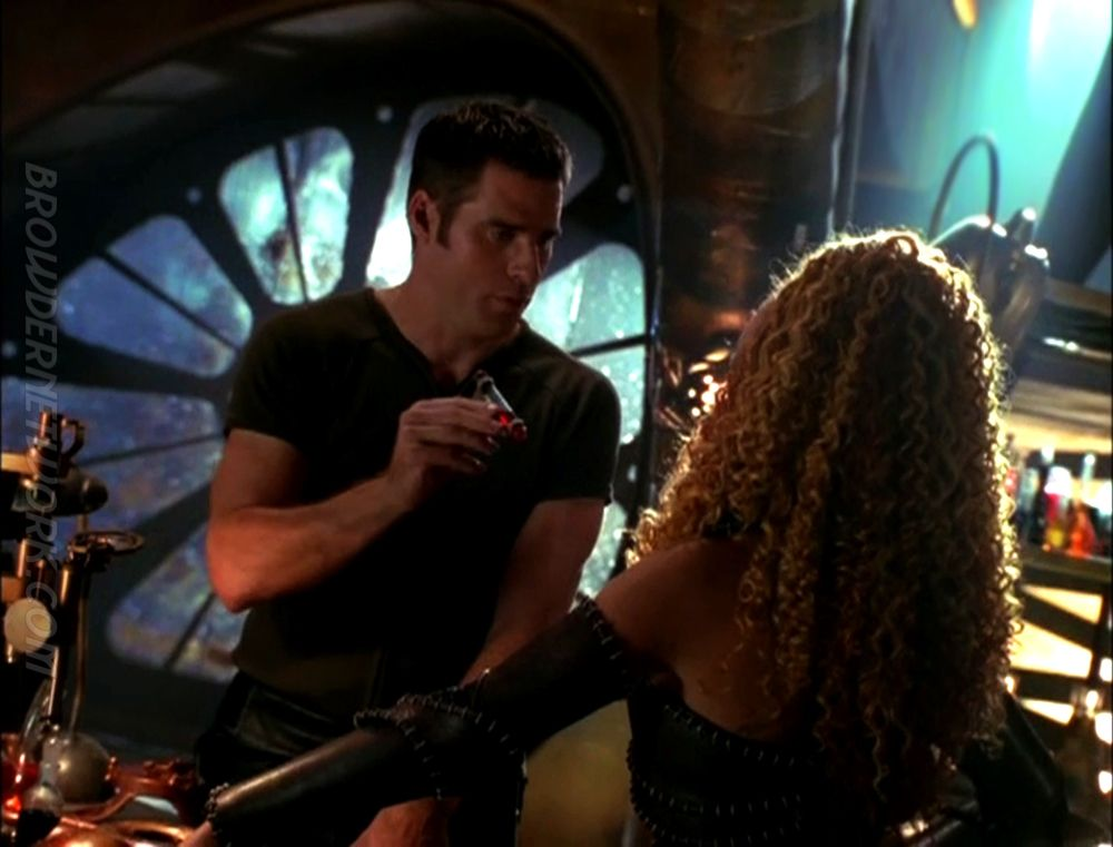 Farscape - Thanks for sharing