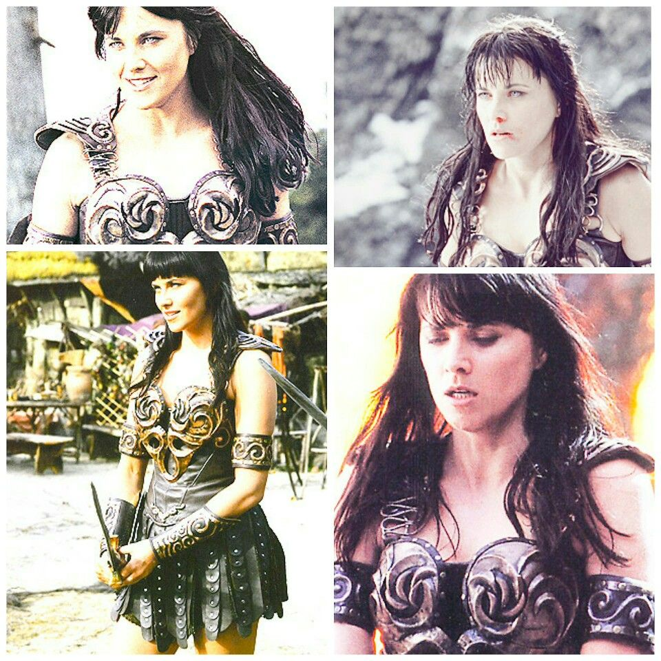 Xena Warrior Princess, Xena