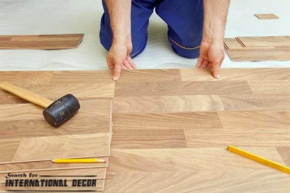 How to lay laminate flooring on uneven concrete floor ... Ideas For Kitchen Flooring Unlevel Floor on glass tile on bathroom floor, flooring wood floor, flooring for kitchen ideas, flooring for gym floors,