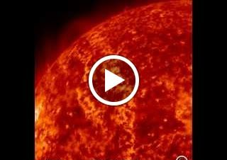 Feb 24 2012 Coronal Mass Ejection from the sun