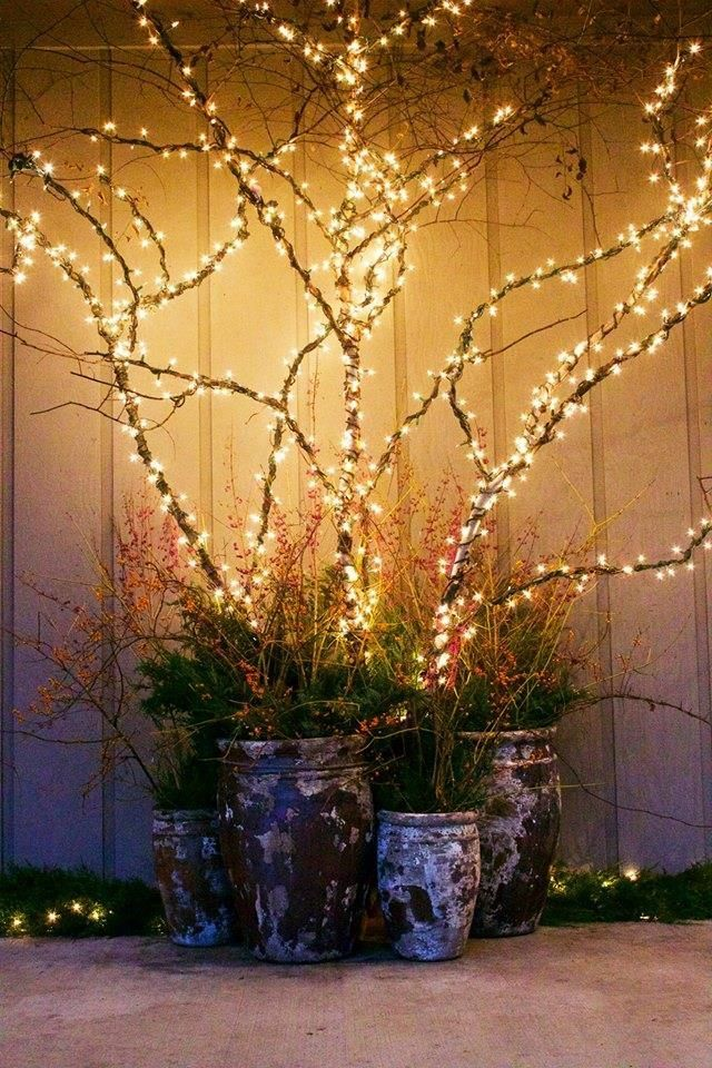80 Winter Garden Decoration Ideas #wintergardening