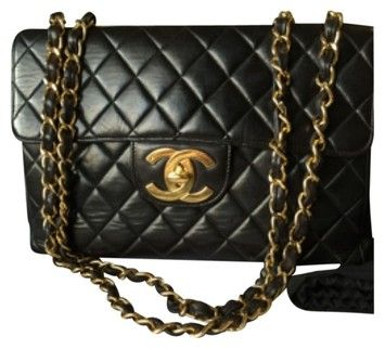 283d64be7a Get one of the hottest styles of the season! The Chanel Jumbo Classic Flap Shoulder  Bag is a top 10 member favorite on Tradesy.