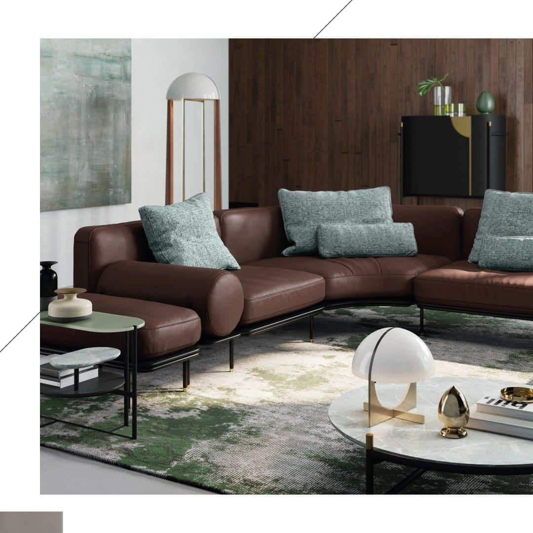 Natuzzi Contemporary Sofas The Perfect Living Room Is A Combined Contemporary Designers Furniture Da Vinci Lifestyle In 2020 Perfect Living Room Contemporary Furniture Design Luxury Italian Furniture