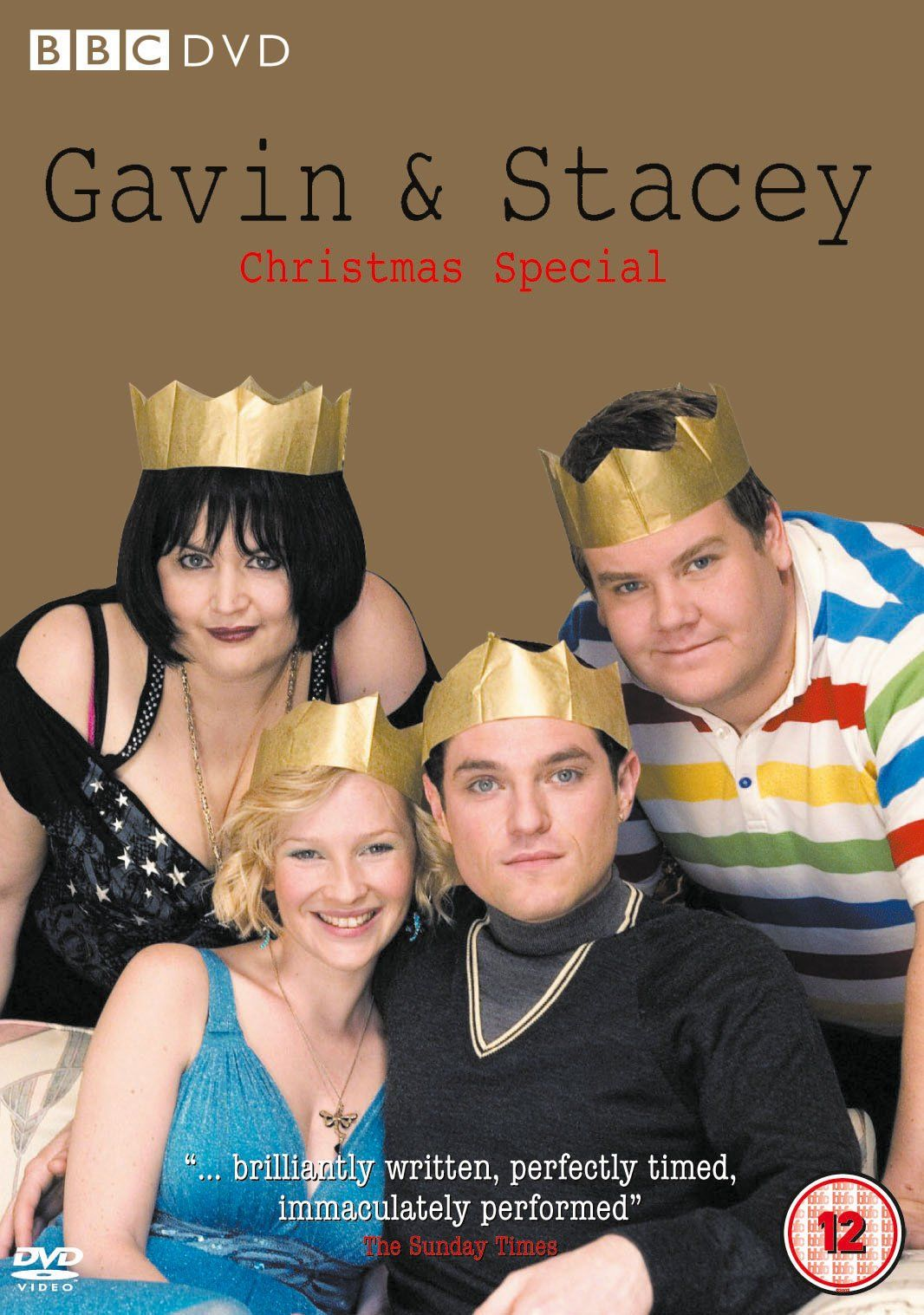 Gavin & Stacey Christmas Special Ruth Jones, James