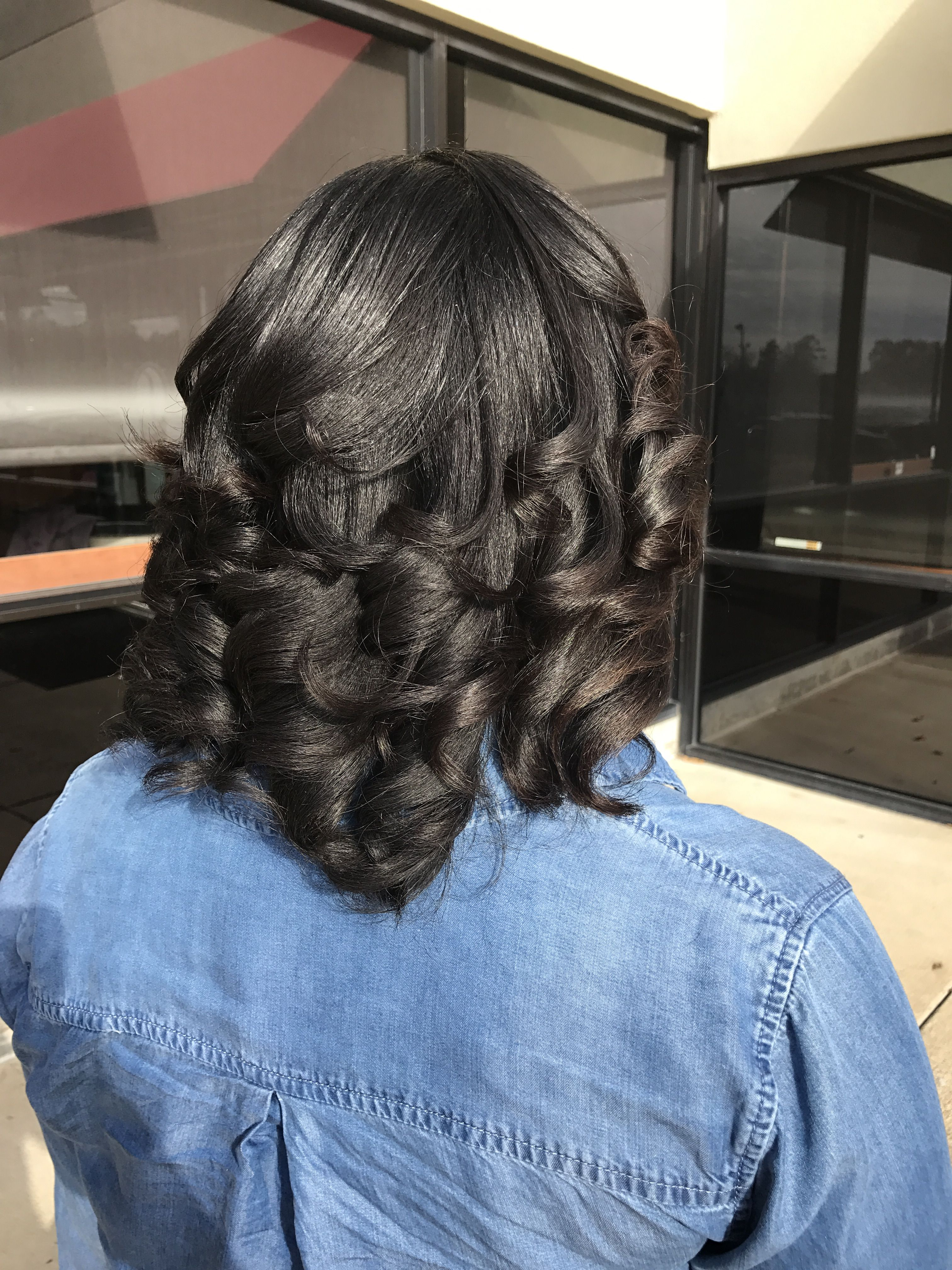 Thermal Relaxing A Child S Hair With A Feather Flat Iron Thoughts Video Black Hair Informat Flat Iron Hair Styles Flat Iron Natural Hair Kids Hairstyles