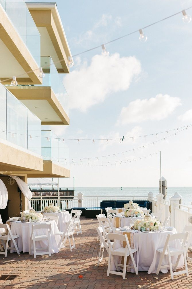 Key West Wedding At Pier House Wedding Receptions Ideas