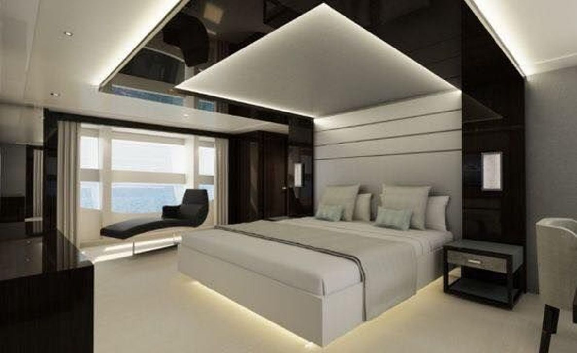 42 Fabulous Modern Bedroom Ceiling Designs 2018 | Bedroom ...