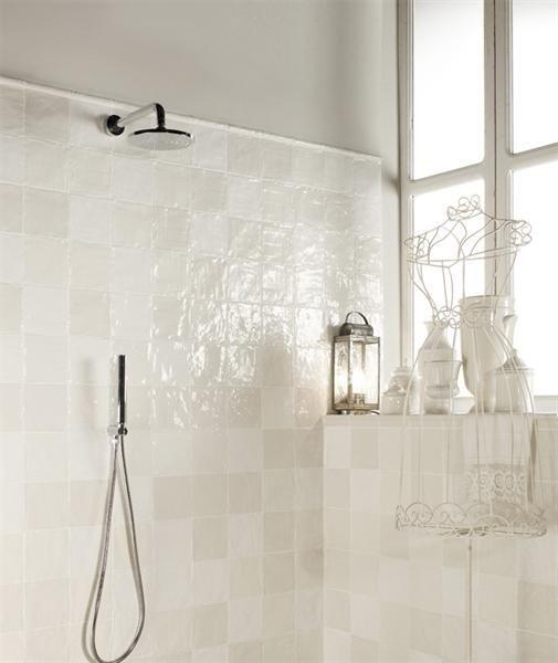 COCOON bathroom tiles ideas bycocoon.com   white   bathroom wall ...
