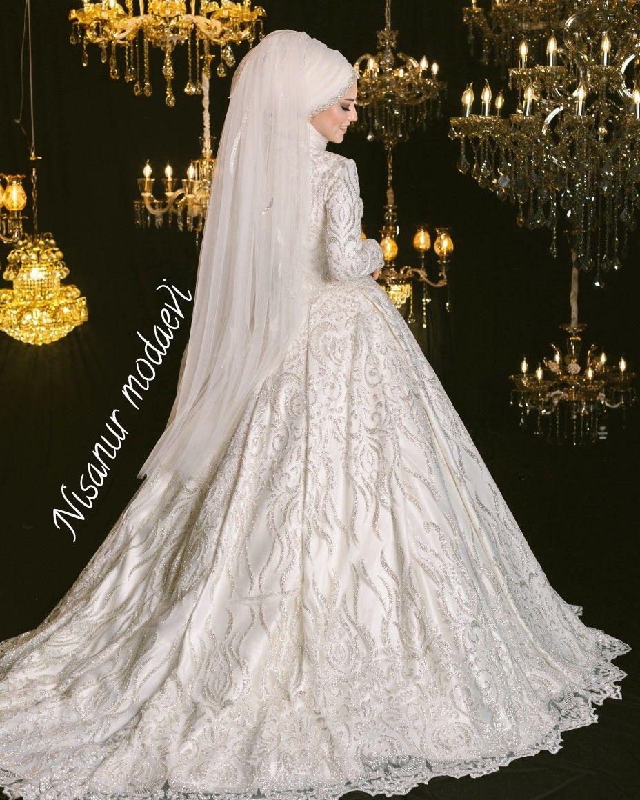 Pin von ImmaRahim auf Hijab wedding | Pinterest