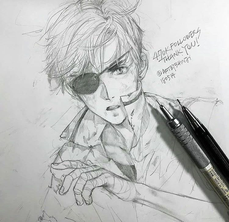 Anime Guy Anime Sketch Sketches Anime Drawings Boy