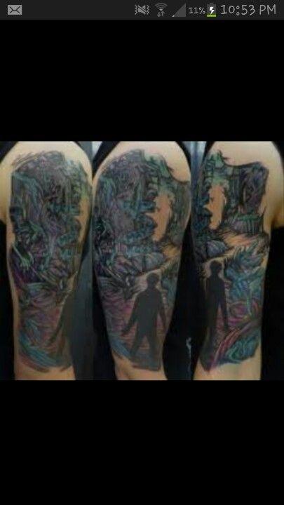 Adtr homesick album   Tattoo inspiration   Tattoos ... A Day To Remember Album Cover Tattoo