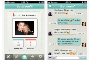 Stay connected, stay in love with Couple App | Seeing the World Blog