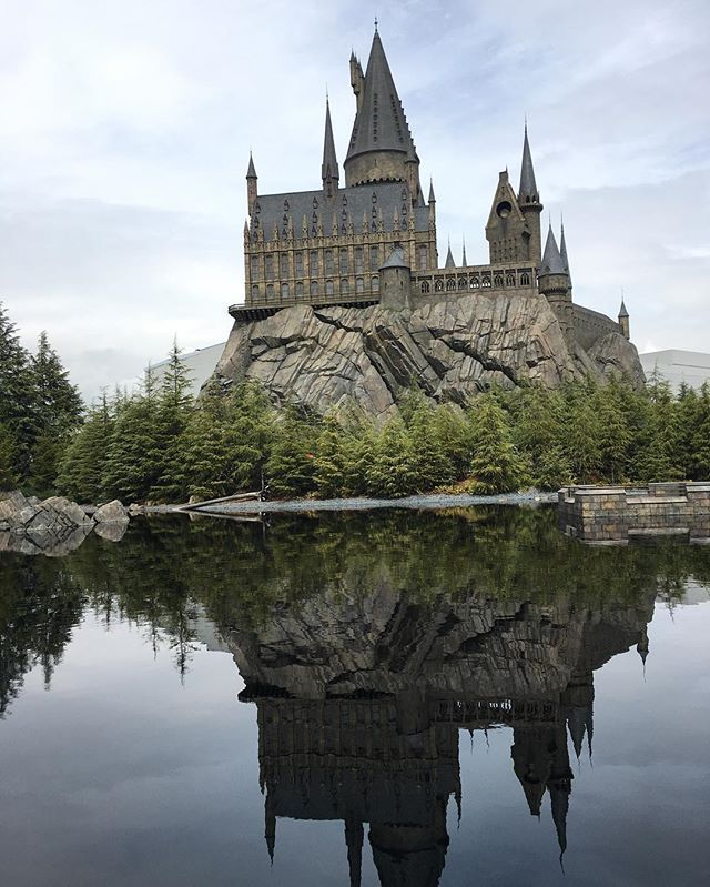 Pin for Later: 9 Things to Know About the Wizarding World of Harry Potter Japan The park features two main attractions.
