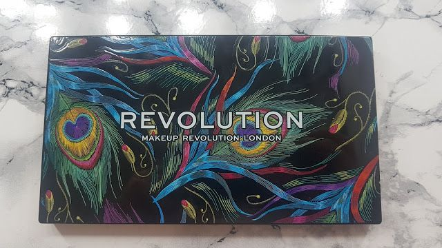 Kiss N Makeup Revolution Creative Volume 1 Palette Review Swat