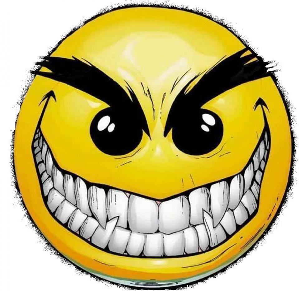 scary smiley face clipart jack skellington pinterest tattoo rh pinterest com scary face cartoon picture scary face cartoon picture