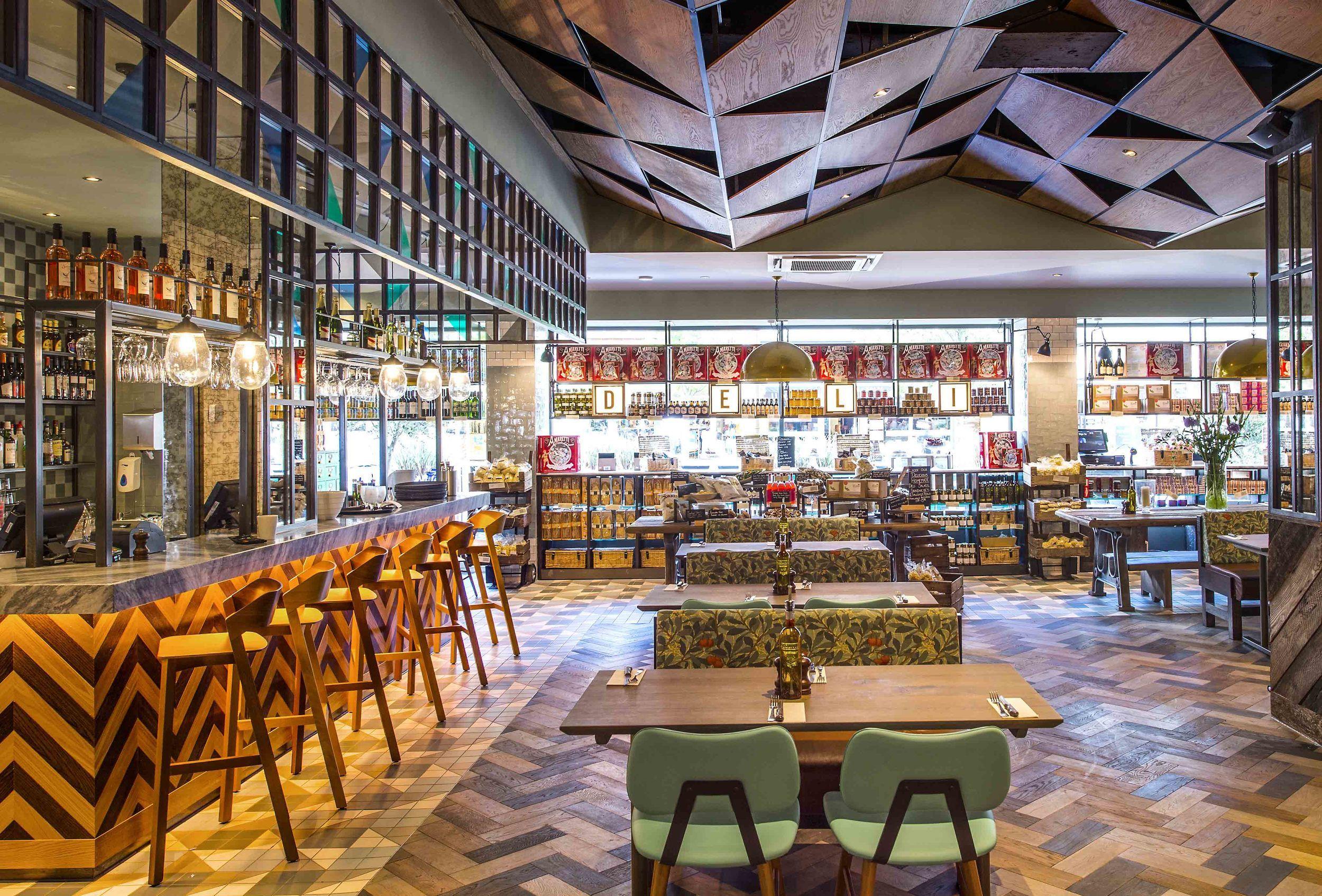 Design Command Restaurant Wildwood Llandudno 2016 Wildwood