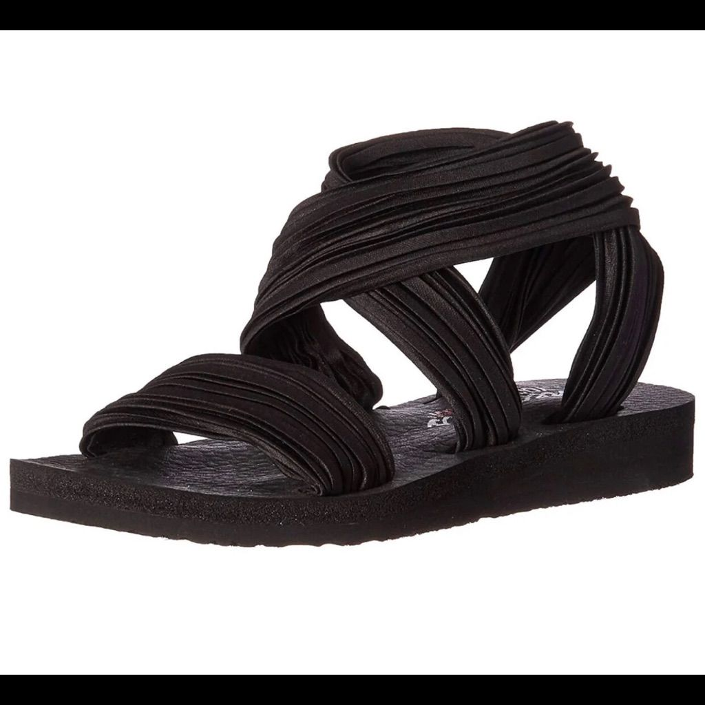 Skechers Yoga foam sandal | Foam