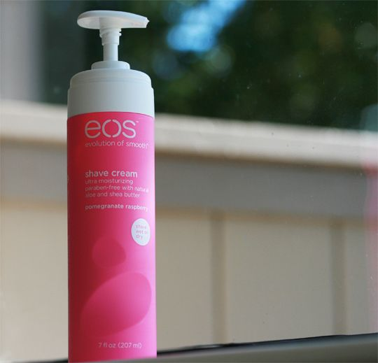 Body Hair Has Reason to Fear EOS Evolution of Smooth Shave Cream ...
