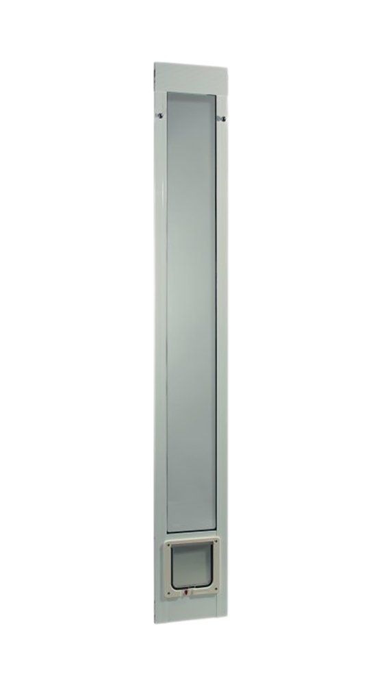 Ideal Pet Products Vip Vinyl Insulated Pet Patio Door Extra