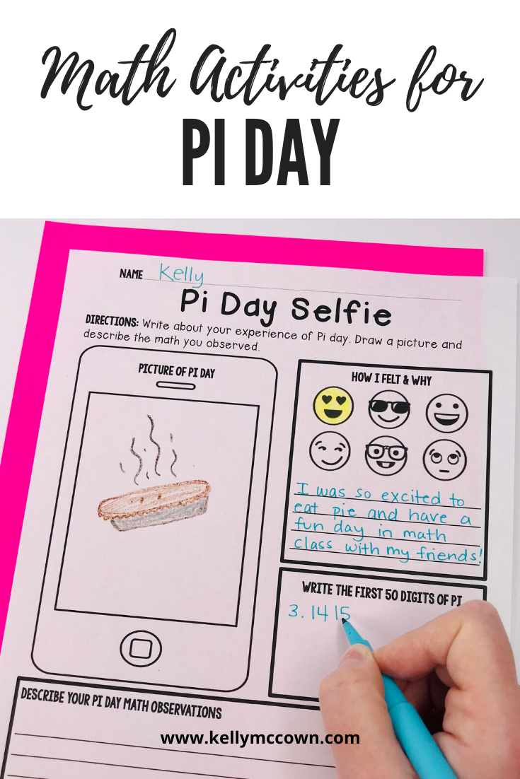 Pi Day Middle School Math Activities Maths Activities Middle School Math Activities Math [ 1102 x 735 Pixel ]