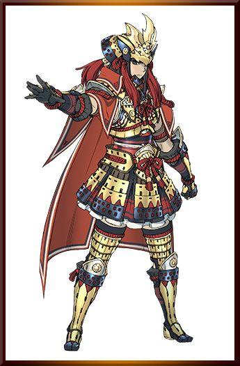 Character Design Set : Mhgen female armor concept art pinterest monster