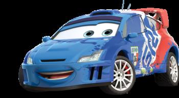 Raoul çaroule Disney Pixar Cars Cars Junior Pixar Cars