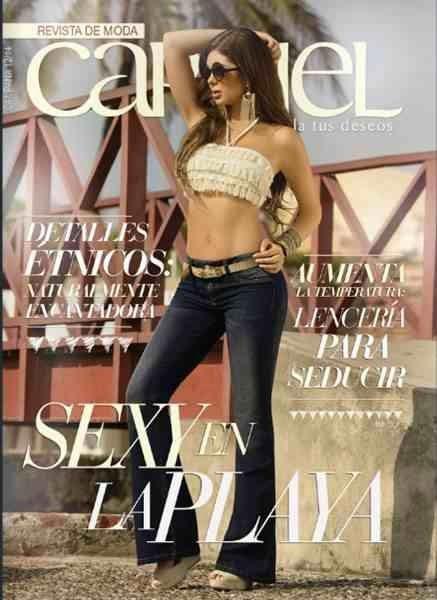 ba1c447f43 Catalogo  Carmel Campaña 12 2014. Ropa de  moda colombiana ...