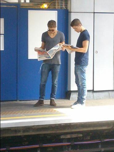 Jack and Finn, Lost? (Dengan gambar)