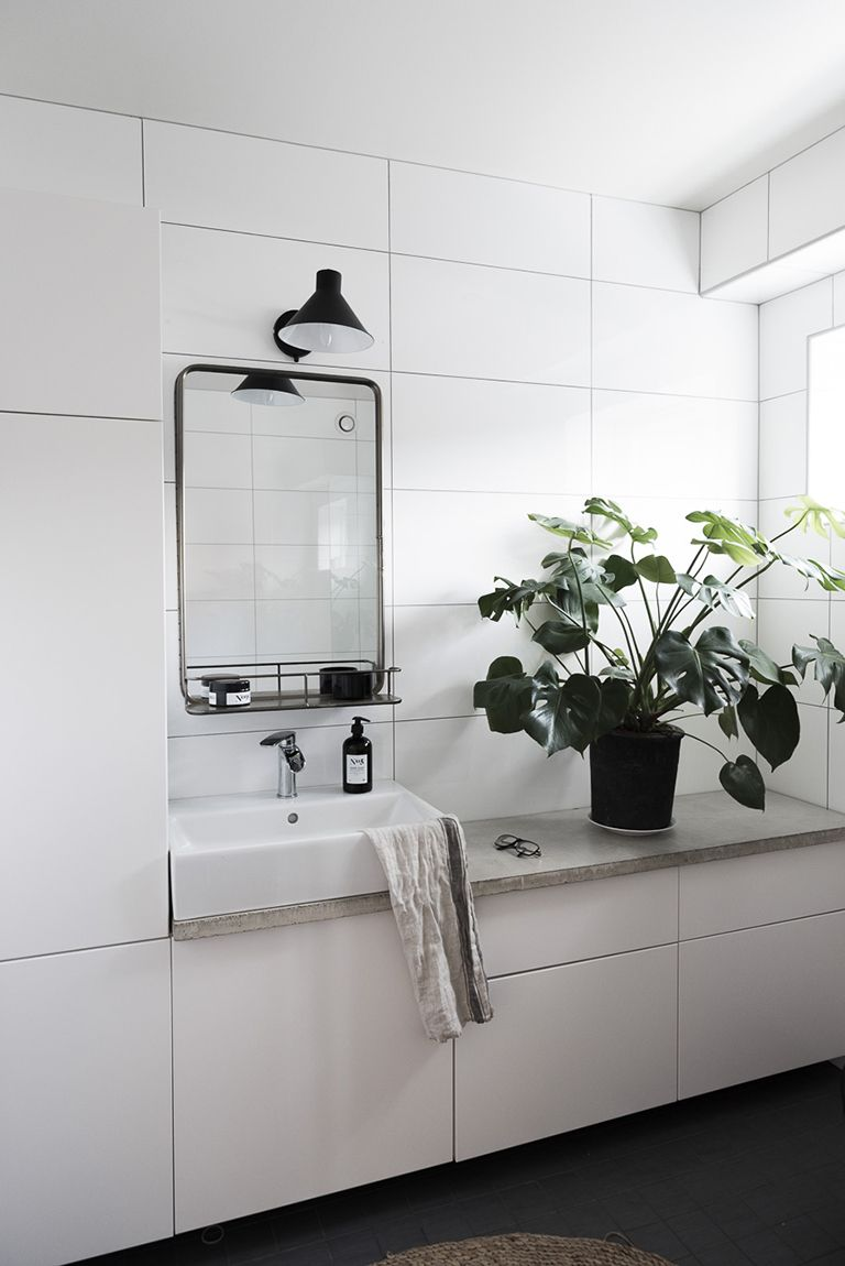 3 fina IKEA-hacks till badrummet | Ikea hack, Interiors and Bath