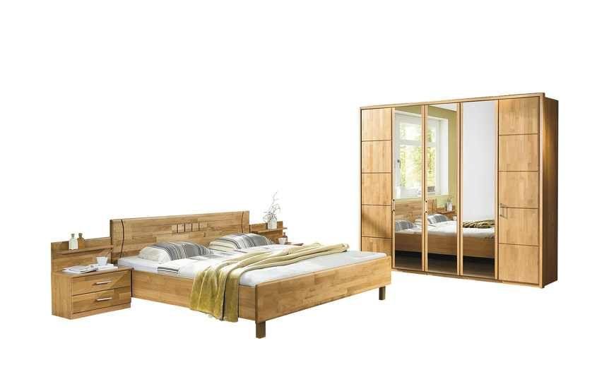 Woodford Komplett-Schlafzimmer 3-teilig Belisa - möbel höffner schlafzimmer