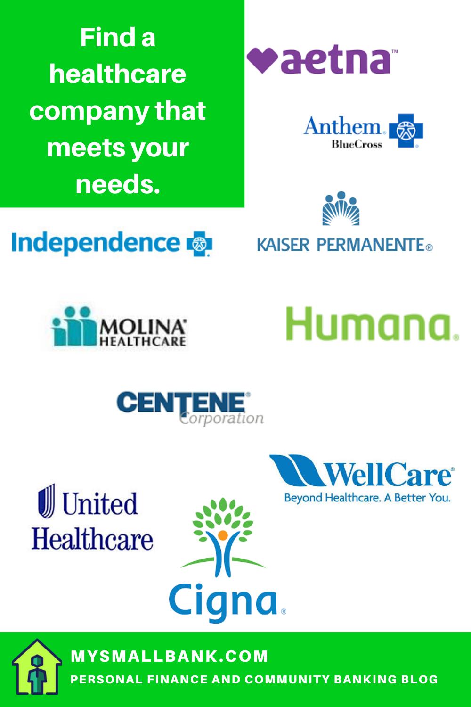 Top US Health Insurance Companies. Find health insurance