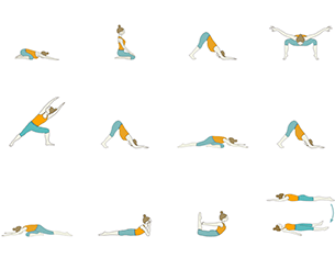 beginner yoga sequences  foundational sequences for yoga