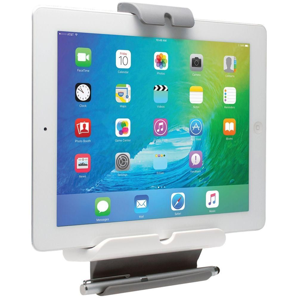 Ipad Tablet Fridge And Wall Mount Silver Digital Pad Tablet