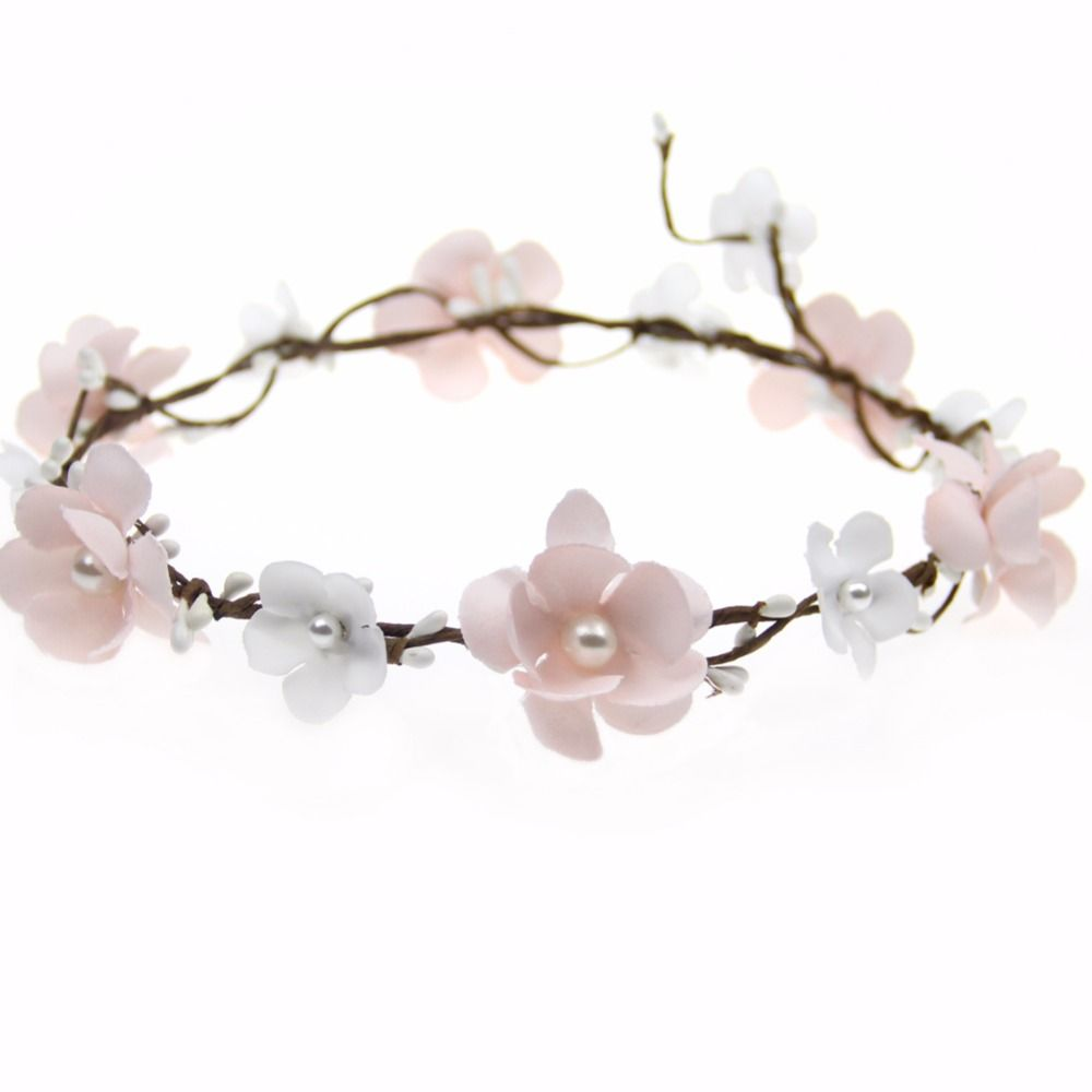 Online shopping at a cheapest price for automotive phones cheap girls headbands buy quality flower crown wedding directly from china flower crown suppliers pink rose flower crowns wedding bridal flower girls hair izmirmasajfo Images