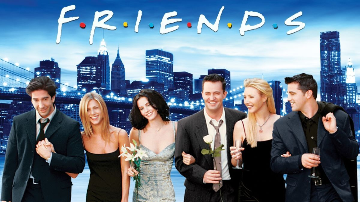 Watch and Download Friends Season 1 Complete with english
