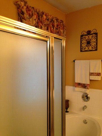Clear Contact Paper On Shower Door Shower Doors Shower Doors
