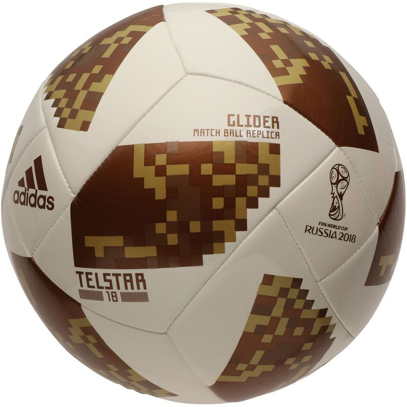 Adidas 2018 Fifa World Cup Glider Soccer Ball White Soccer Ball Soccer Ball
