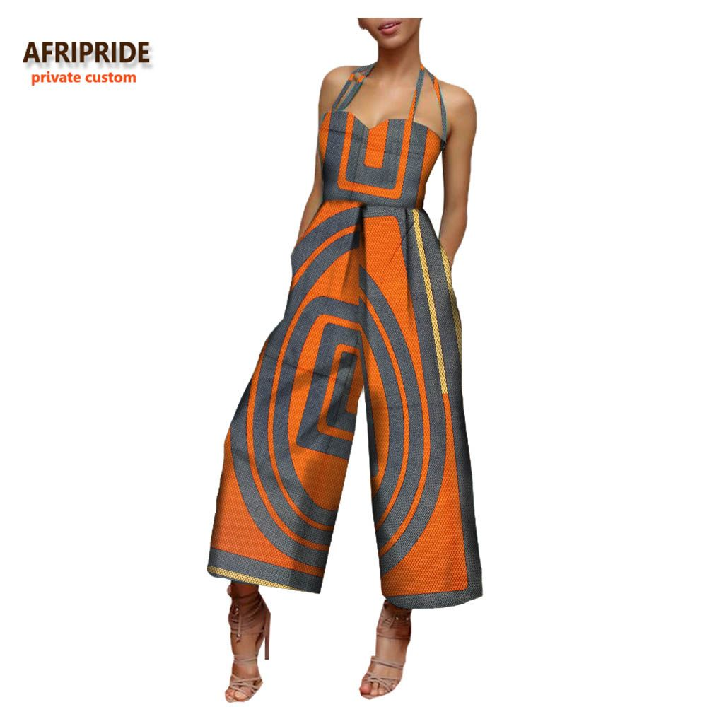 Find More Africa Clothing Information about 2018 african clothing women jumpsuit... 1