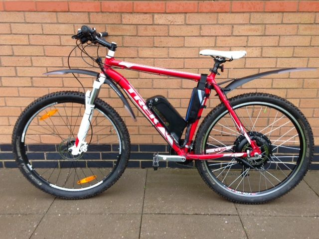 Trek Electric Bike Conversion Electric Bike Kits Electric Bike Conversion Bike Kit