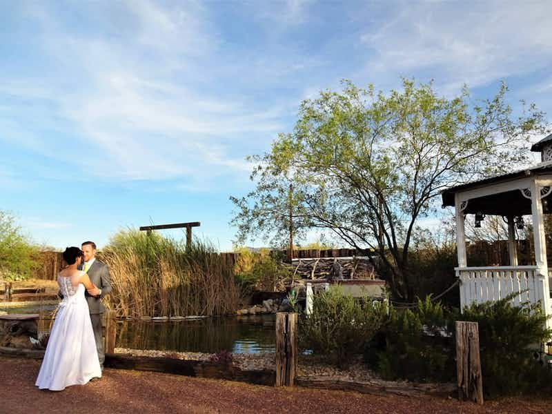 Arizona wedding venues on a budget flagstaff phoenix