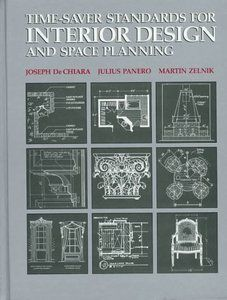 Download Time Saver Standards For Interior Design And Space Planning Ebook Pdf