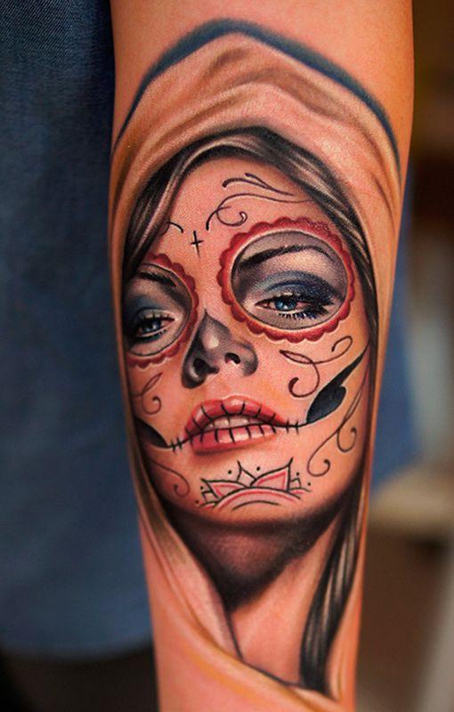 Catrina La Muerte Bella Origen Simbolismo Y Diseños Tattoos