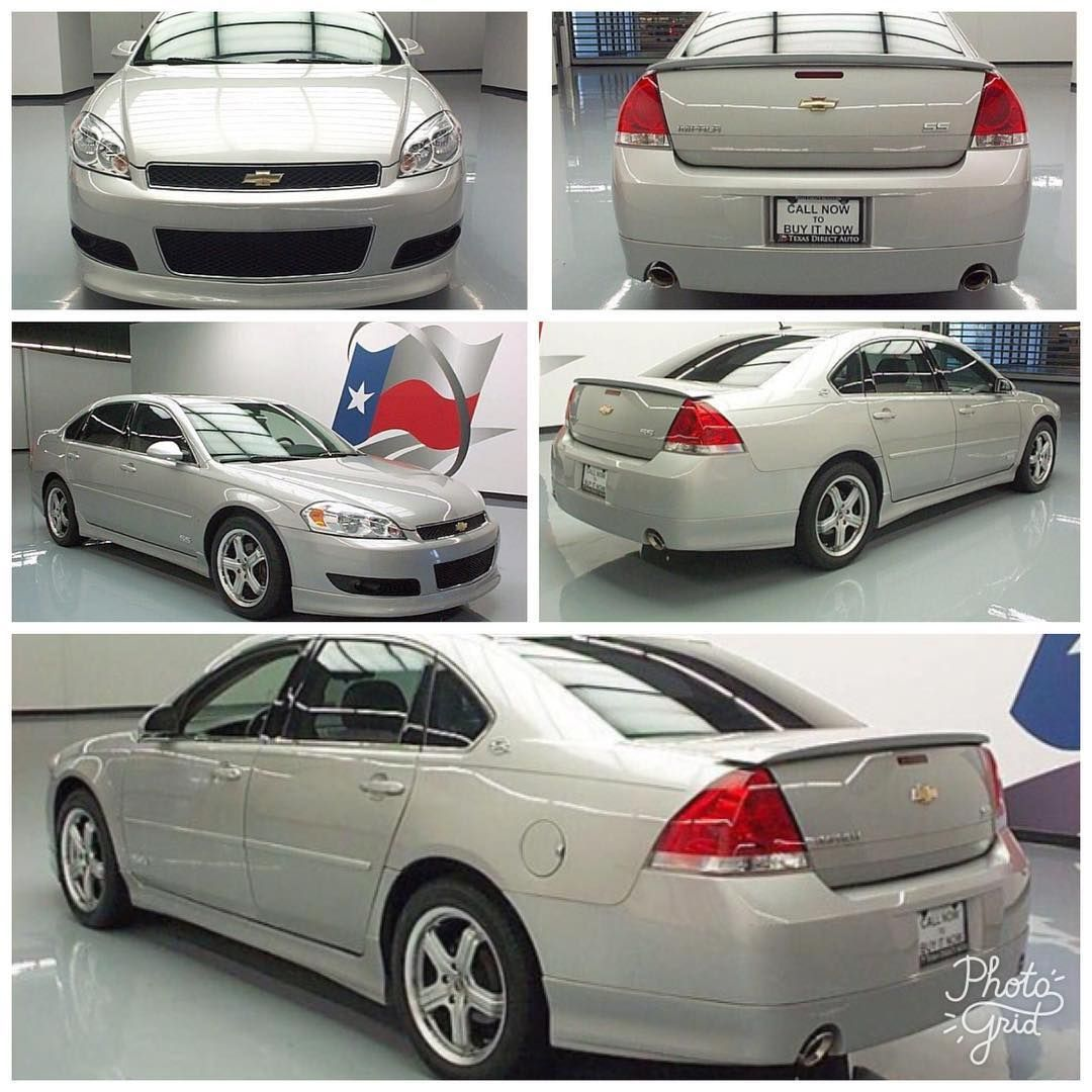 Pin On Impala Ss