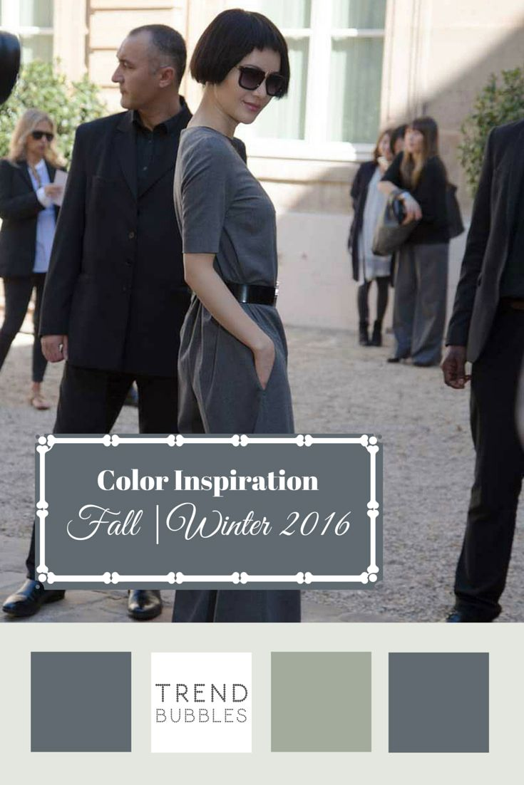Top 10 modekleuren herfst - winter 2015 / 2016 | Fashion ...