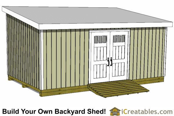 12x20 Shed Plans Easy To Build Storage Shed Plans Designs Lean To Shed Plans Storage Shed Plans 12x20 Shed Plans