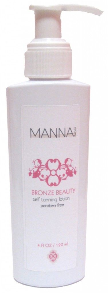 Manna Kadar Bronze Beauty self tanner