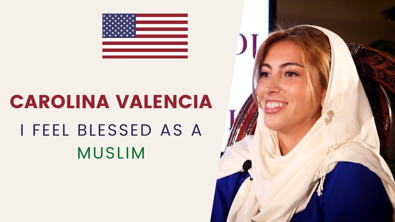 🇺🇸 Carolina Valencia | My Journey to Islam ☪️